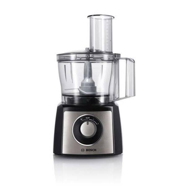 Kuchyňský robot Bosch MCM3501M černý/nerez (vrácené zboží 8800448333)