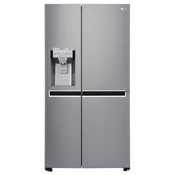 Americká lednice LG GSL960PZBZ nerez