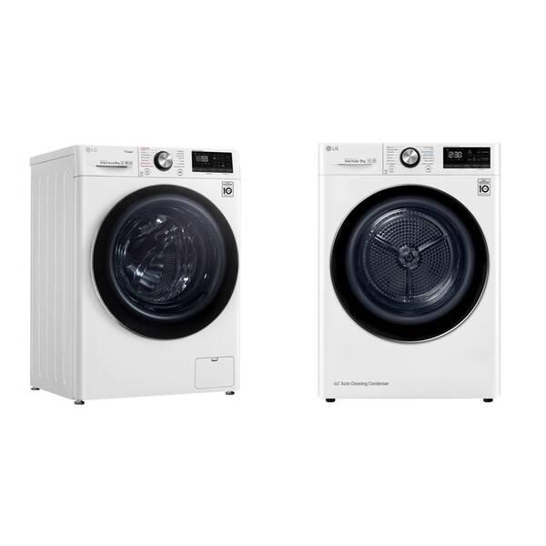 Set výrobků LG F4WN909S2 + RC91V9AV2W