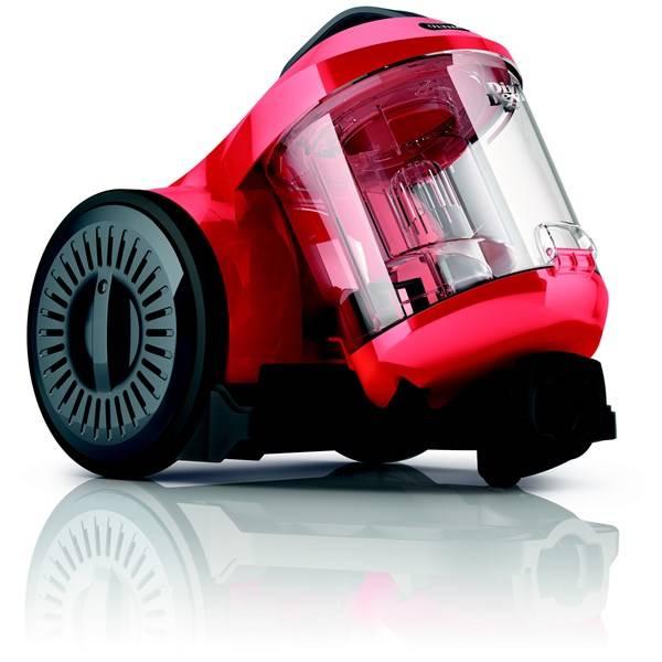 Vysavač podlahový Dirt Devil Ultima red DD2620-1 červený (vrácené zboží 8800321640)