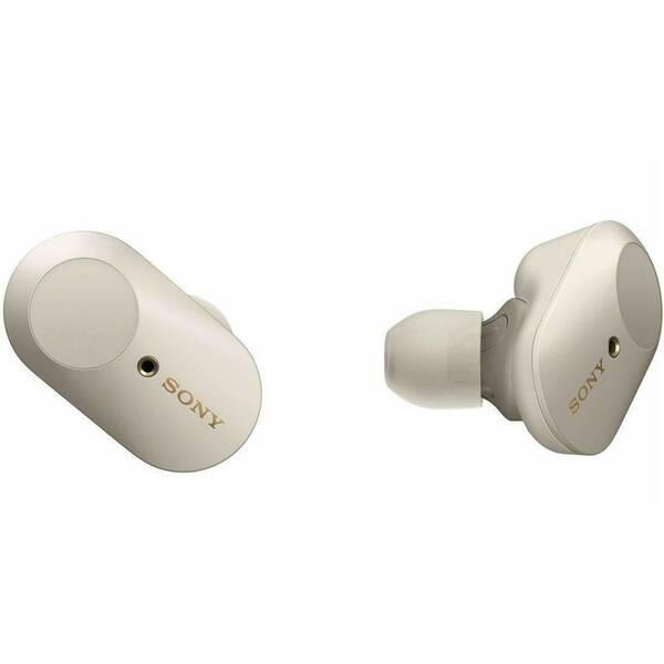 Sluchátka Sony WF-1000XM3 (WF1000XM3S.CE7) stříbrná