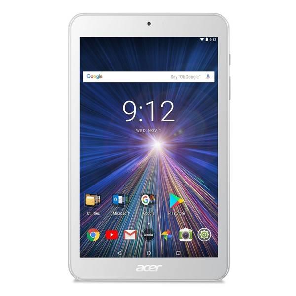 Dotykový tablet Acer Iconia One 8 (B1-870-K3F9) (NT.LEREE.001) bílý