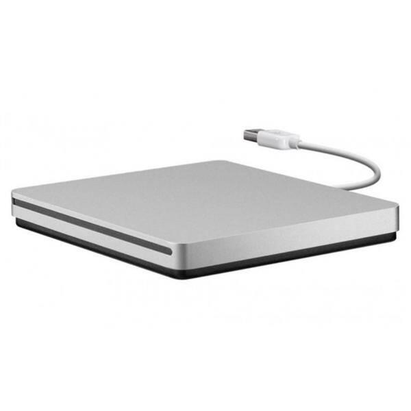 Externí DVD vypalovačka Apple SuperDrive USB 2.0 (MD564ZM/A)