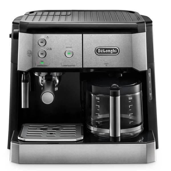 Espresso DeLonghi BCO421.S černé/stříbrné