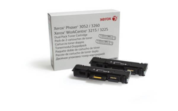 Toner Xerox 106R02782 pro tiskárny Phaser 3320/3260, WorkCentre 3215/3225  2x 3000 str. (106R02782) černý
