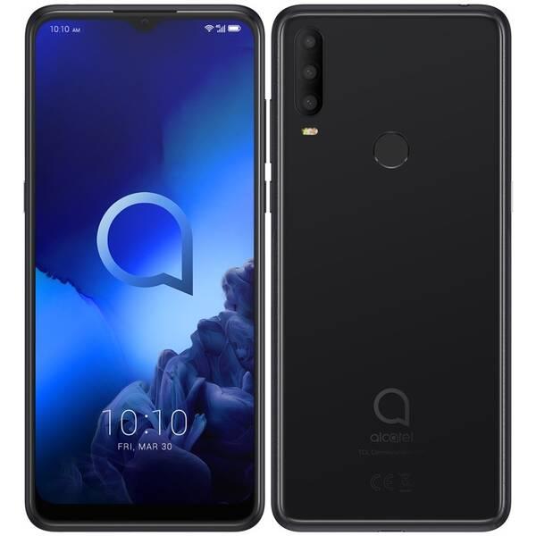 Mobilní telefon ALCATEL 3X 2019 128 GB (5048U-2AALE112) černý