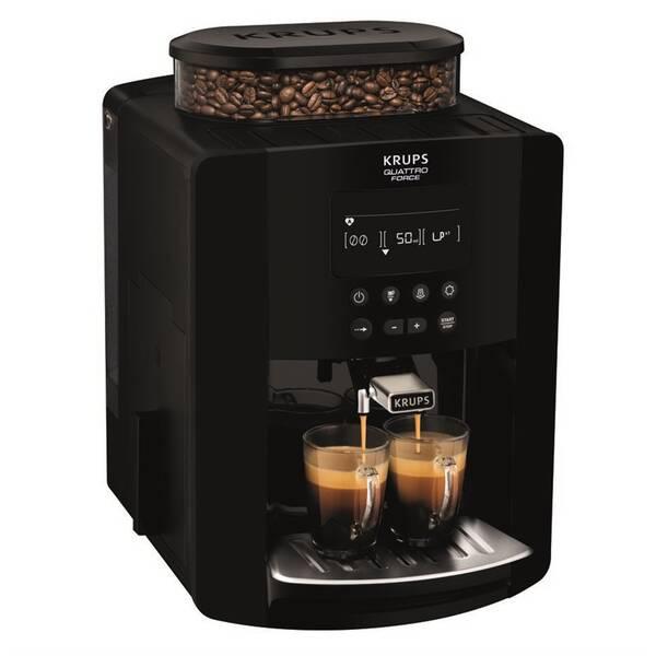 Espresso Krups Essential EA817010 černé