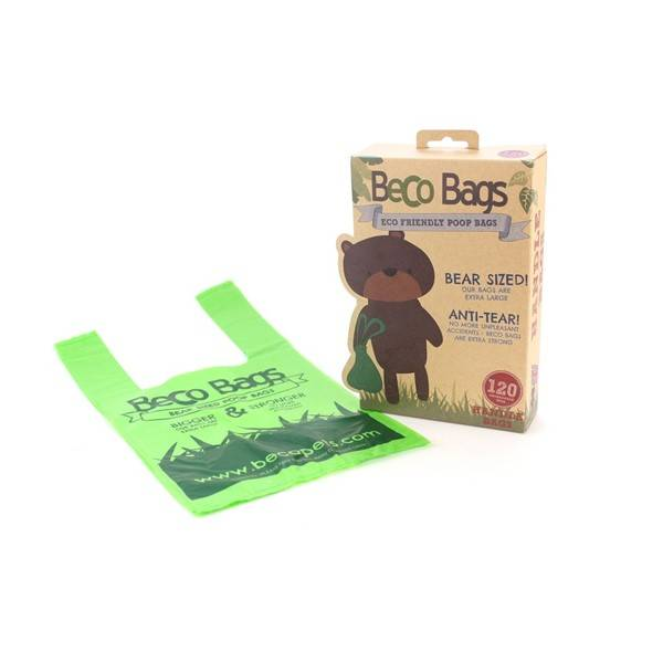 Sáčky BecoPets Beco Bags Handles (120)