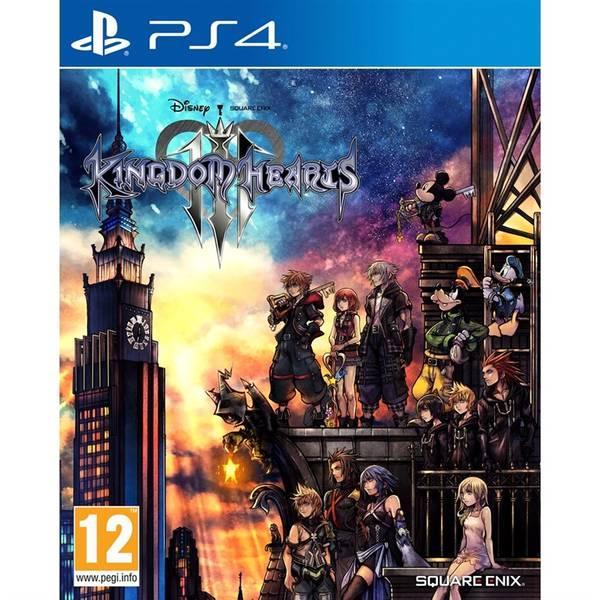 Hra SQUARE ENIX PlayStation 4 Kingdom Hearts III (5021290068551)