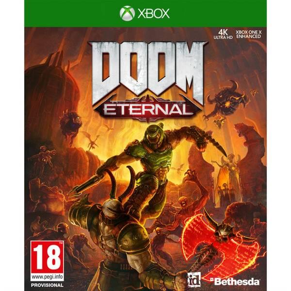 Hra Bethesda Xbox One Doom Eternal (5055856422938)
