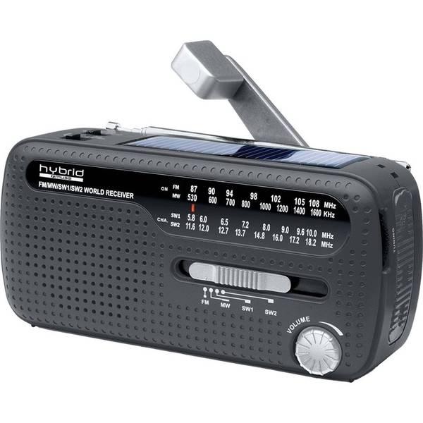 Radiopřijímač MUSE MH-07 DS černý