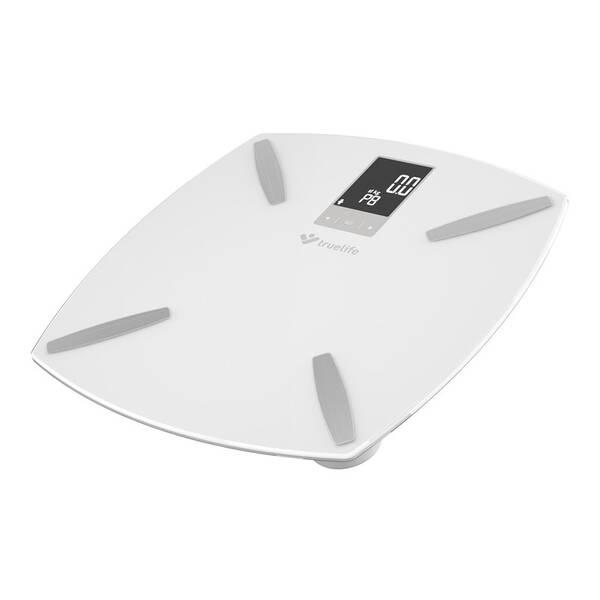 Osobní váha TrueLife TrueLife FitScale W3 šedá/bílá