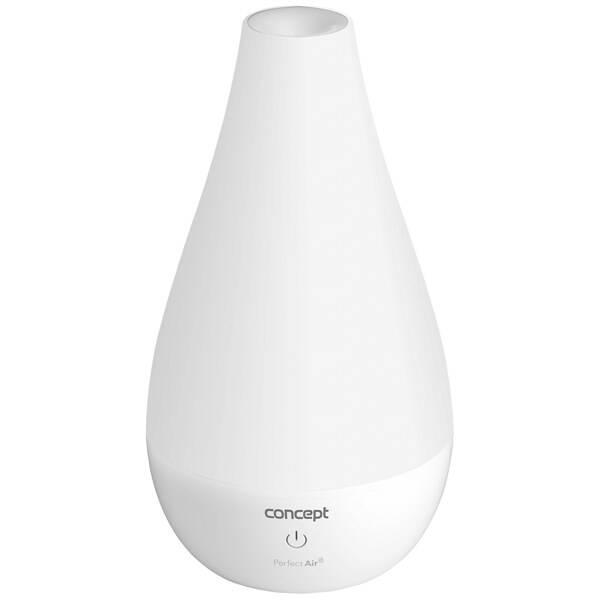 Zvlhčovač vzduchu Concept Perfect air ZV1000 (ZV1000) bílý (vrácené zboží 8800200661)