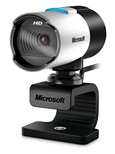 Webkamera Microsoft LifeCam Studio (Q2F-00018) čierna/strieborná