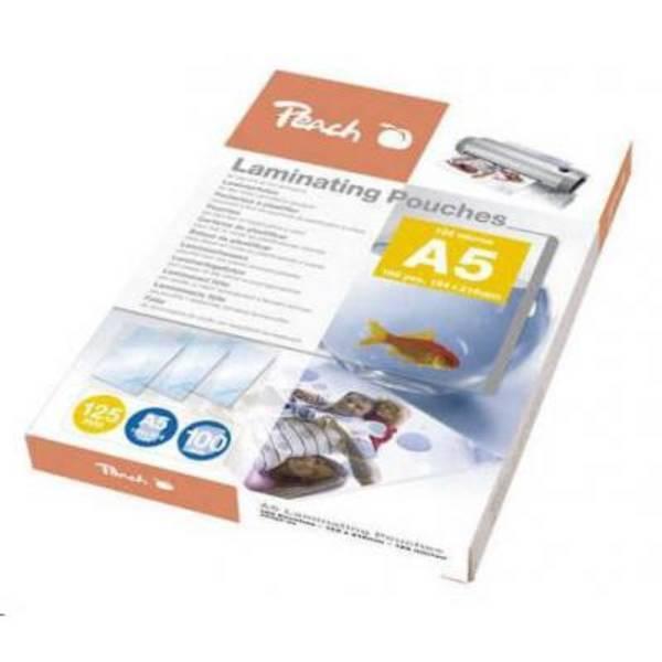 Laminovací fólie Peach A5 (154x216mm), 125mic, 100pck/BAL (PP525-03)