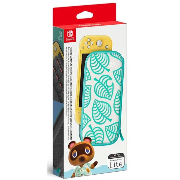 Pouzdro Nintendo Switch Lite Carrying Case - Animal Crossing (NSPL00)