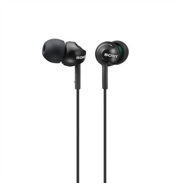 Sluchátka Sony MDREX110LPB.AE (MDREX110LPB.AE) černá