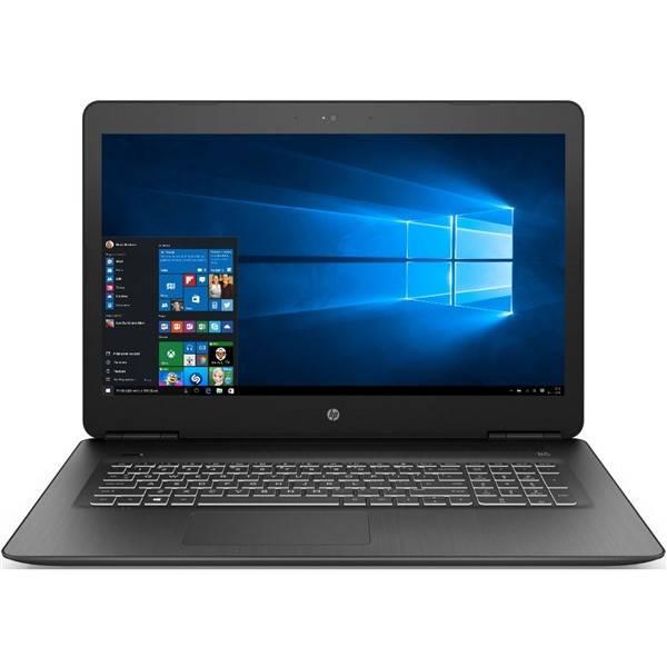 Notebook HP Pavilion Power 17-ab400nc (4JW88EA#BCM) černý