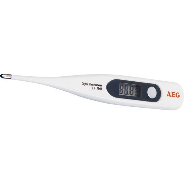 Teploměr AEG FT 4904 bílý