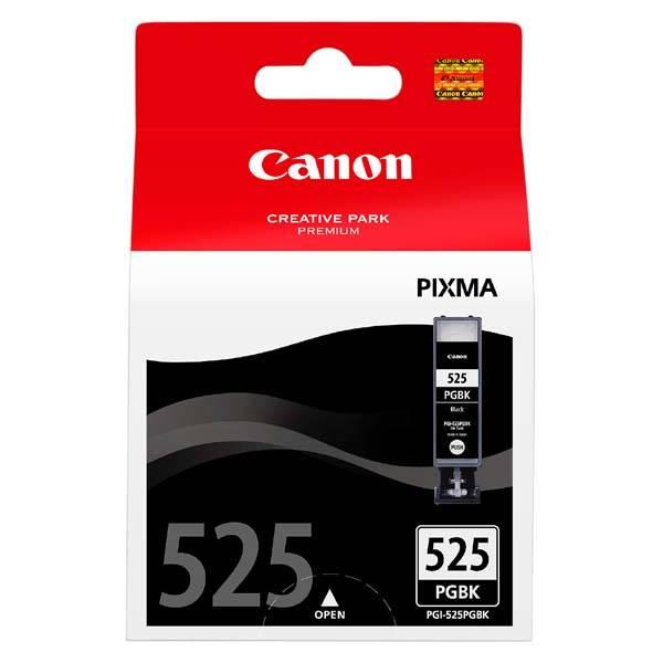 Inkoustová náplň Canon PGI-525Bk - 2pack - originální (4529B006) černá