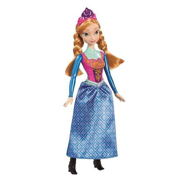 Panenka Mattel Disney Anna a kouzelný parfém