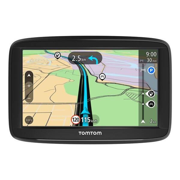 Navigační systém GPS Tomtom START 62 Europe (1AA6.002.02) černá