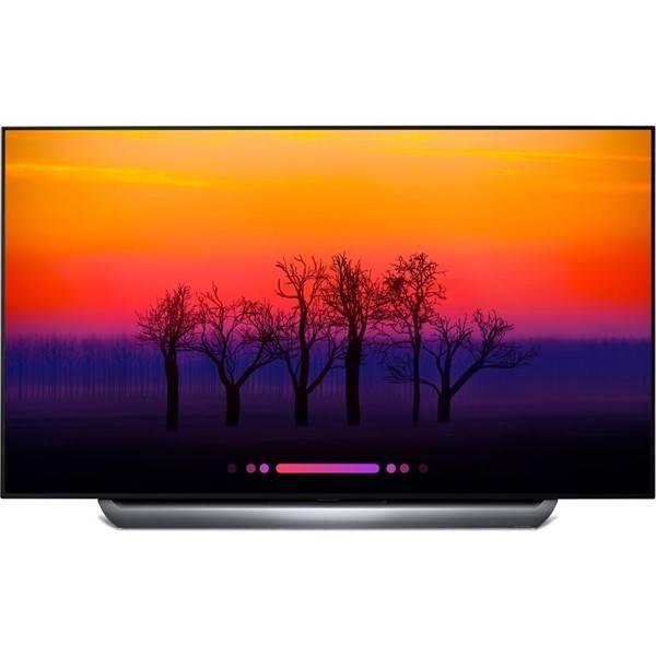 Televize LG OLED65C8PLA titanium (Náhradní obal / Silně deformovaný obal 2530000476)