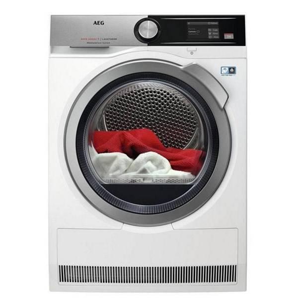 Sušička prádla AEG AbsoluteCare® T8DEA68S bílá