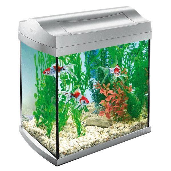 Akvárium Tetra AquaArt set 30l antracit sklo/plast