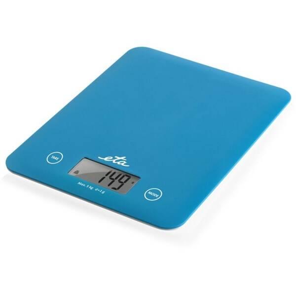 Kuchynská váha ETA Lori 2777 90040 modrá