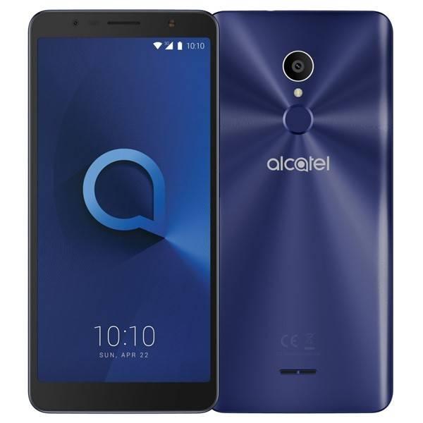 Mobilní telefon ALCATEL 3C 5026D Dual SIM (5026D-2BALE11) modrý (vrácené zboží 8800320841)
