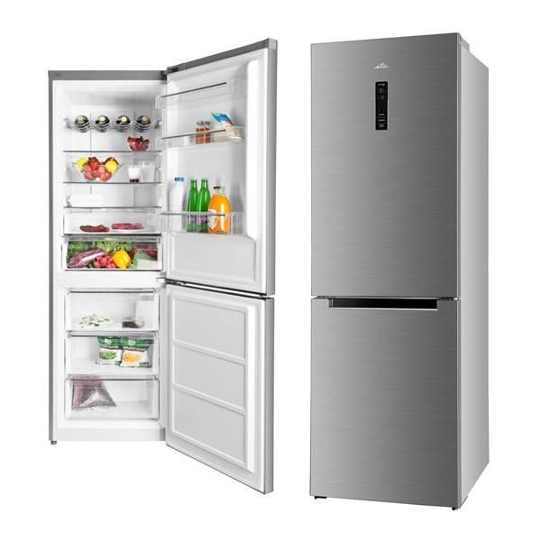 Chladnička s mrazničkou ETA 136290010 nerez