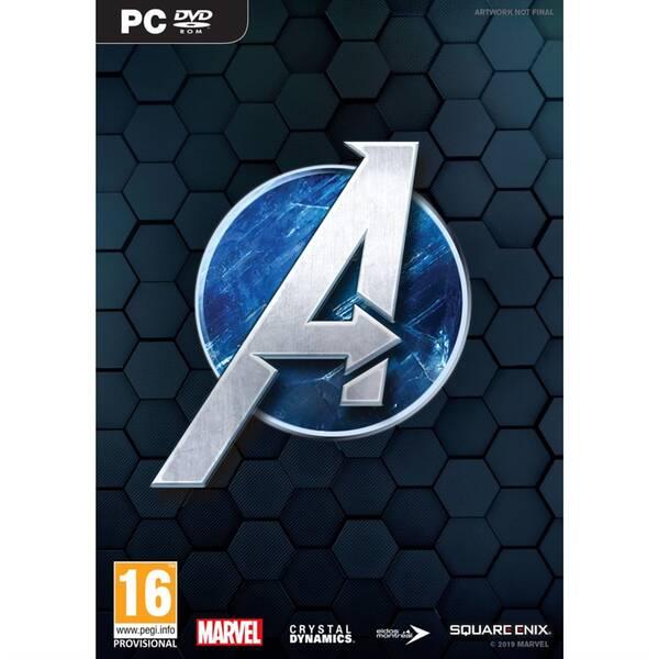 Hra SQUARE ENIX PC Marvel's Avengers (5021290084766)