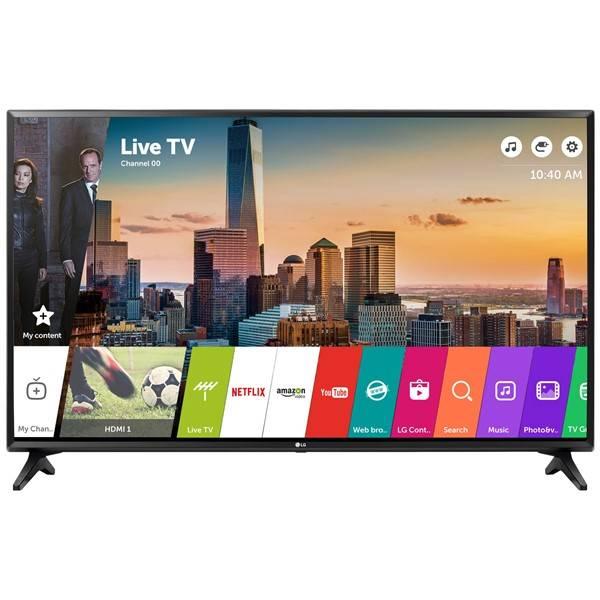 Televízor LG 43LJ594V čierna