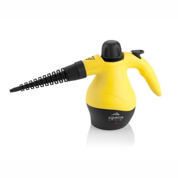 Parný čistič ETA Aquasim 1263 90000 žltý