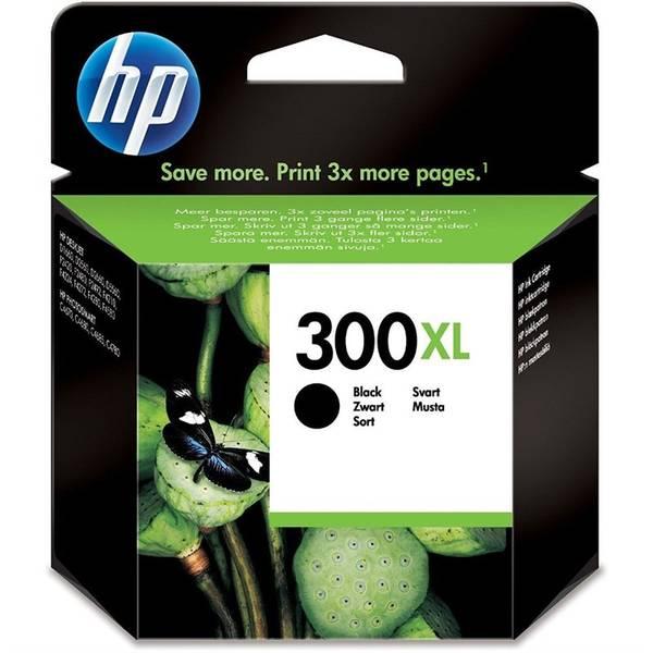 Inkoustová náplň HP No. 300XL, 12 ml, 600 stran - originální (CC641EE) černá (vrácené zboží 8800310540)