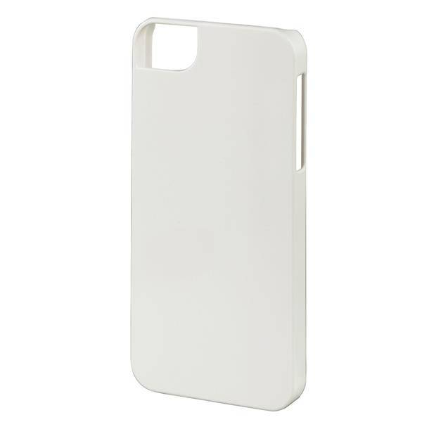 Kryt na mobil Hama Rubber Apple iPhone 5 (118778) biely