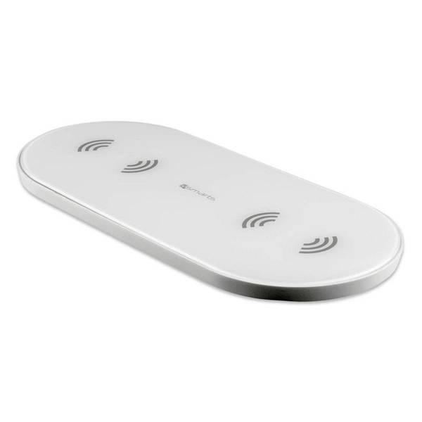 Sada pro bezdrátové nabíjení 4smarts VoltBeam (MP462248) bílá (vrácené zboží 8800362813)