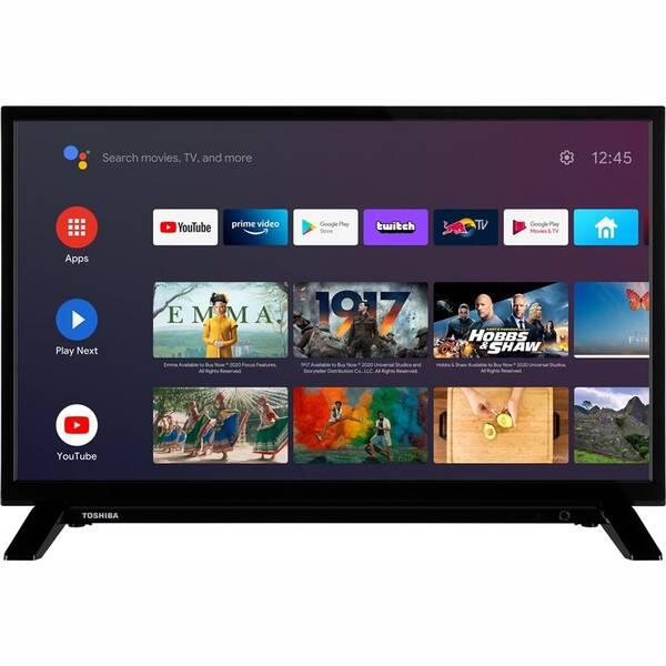 Televize Toshiba 24WA2063DG černá