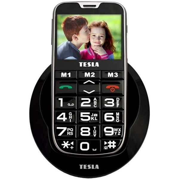 Mobilní telefon Tesla SimplePhone A50 (TAMBPSNA50BK) černý (vrácené zboží 8800322277)