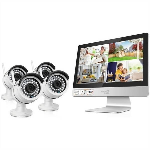 Kamerový systém iGET HOMEGUARD HGNVK49004 (HGNVK49004)