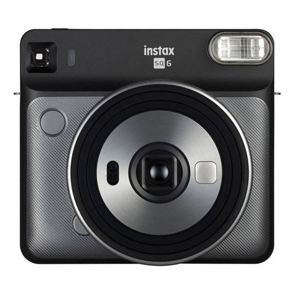 Digitálny fotoaparát Fujifilm Instax Square SQ 6 čierny/sivý
