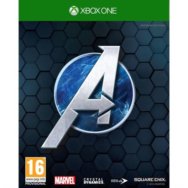 Hra SQUARE ENIX Xbox One Marvel's Avengers (5021290085176)
