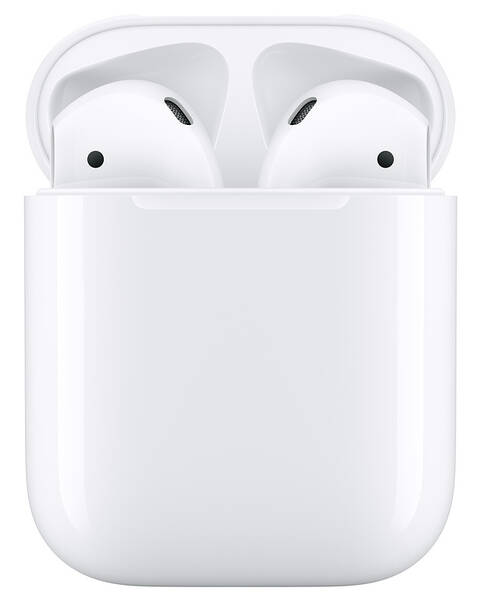 Sluchátka Apple AirPods (2019) (MV7N2ZM/A) bílá