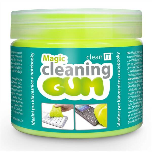 Čisticí sada Clean IT Magic Cleaning Gum (CL-200)