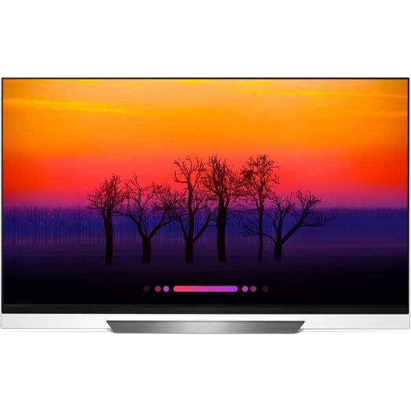 Televízor LG OLED65E8PLA čierna