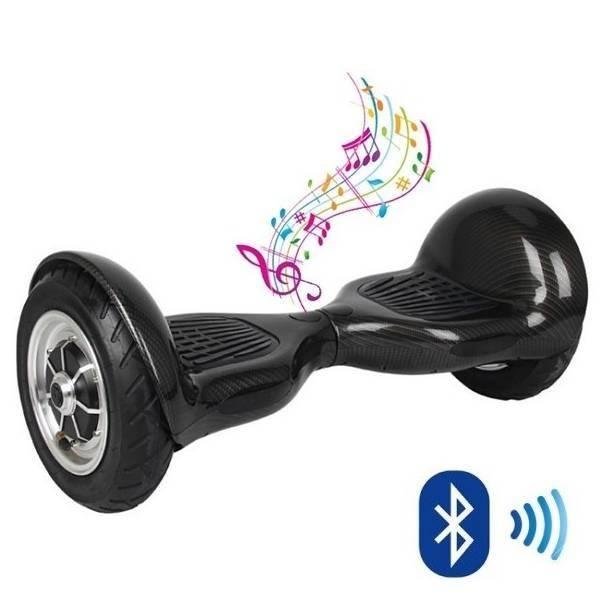 Hoverboard Kolonožka Carbon Offroad APP