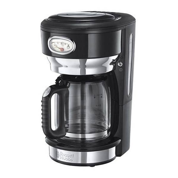 Kávovar RUSSELL HOBBS RETRO 21701-56 čierny