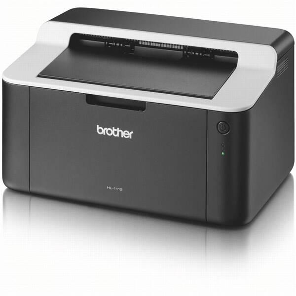 Tiskárna laserová Brother HL-1112E (HL1112EYJ1) černá/šedá