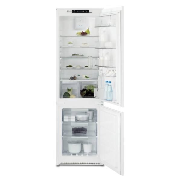Kombinácia chladničky s mrazničkou Electrolux ENN2853COW